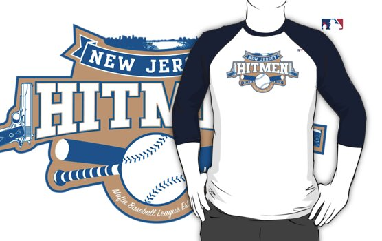 New Jersey Hitmen by Ross Robinson
