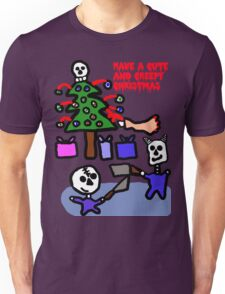 A Cute and Creepy Christmas  T-Shirt