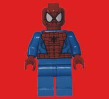LEGO Spiderman Kids Tee