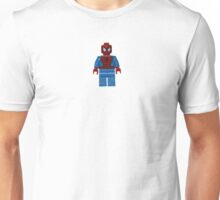 LEGO Spiderman Unisex T-Shirt