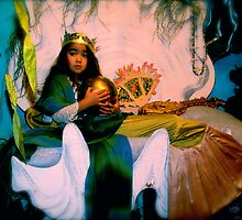 Tiny Mermaid Princess by bigtiny