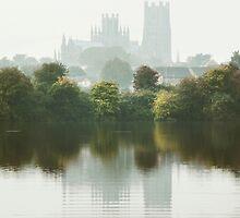 Isle of Eels - Ely, Cambridgeshire, England by Lizzy Doe