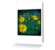 Flowers.Series 1 Greeting Card
