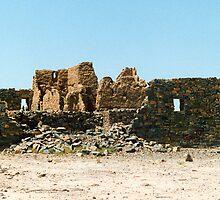 Ruins  by cometkatt