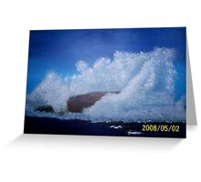 Redgate Beach Margaret River Western Australia Greeting Card