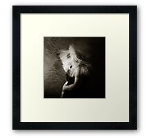 the bee keepers daughter Framed Print
