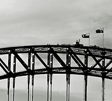 Sydney Harbour Bridge Climb by Matt  Lauder