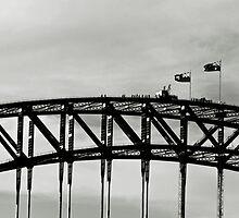Sydney Harbour Bridge Climb by Matt  Lauder
