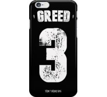 7 Deadly sins - Greed iPhone Case/Skin
