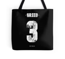 7 Deadly sins - Greed Tote Bag