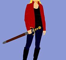 Emma Swan by Nayulie