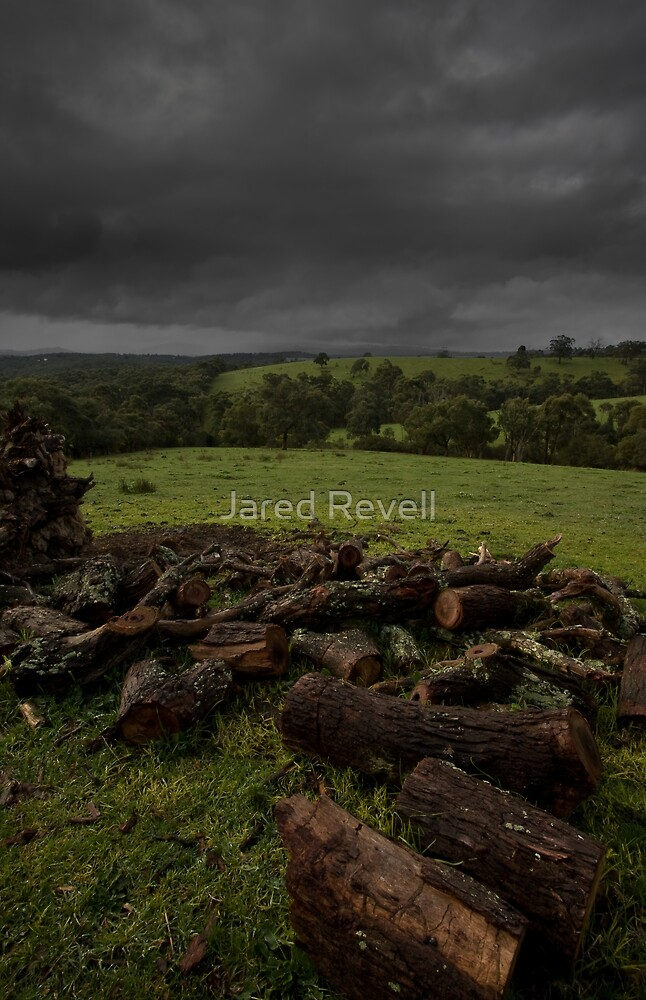 Dislocation by Jared Revell