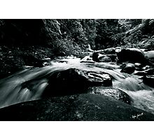 Where the river Flows Photographic Print