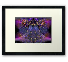 Fractal 15 Framed Print
