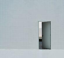 Behind the Door by Joseph Najm