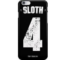 7 Deadly sins - Sloth iPhone Case/Skin
