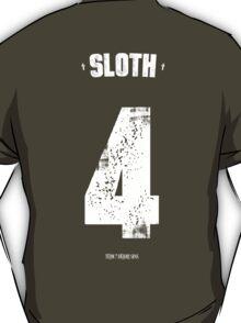 7 Deadly sins - Sloth T-Shirt