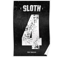 7 Deadly sins - Sloth Poster