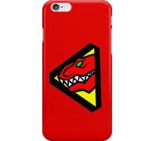 Dino Charge/Kyoryuger Red iPhone Case/Skin