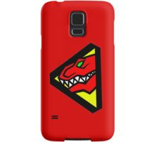 Dino Charge/Kyoryuger Red Samsung Galaxy Case/Skin
