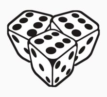 666 dice by 13666