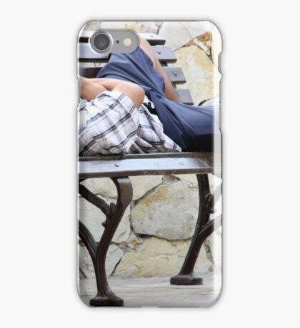 Sonoran Snooze iPhone Case/Skin
