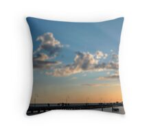 The Ultimate Giver. Throw Pillow