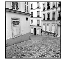 montmartre • paris, france • 2007 Photographic Print
