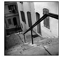 le panier • marseille, france • 2007 Photographic Print