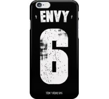 7 Deadly sins - Envy iPhone Case/Skin