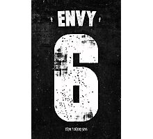 7 Deadly sins - Envy Photographic Print