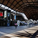 Southern Cross Railway Station by AnnieD