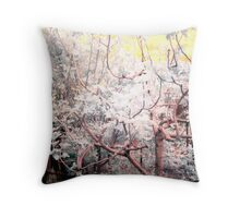 Vege Patch Throw Pillow