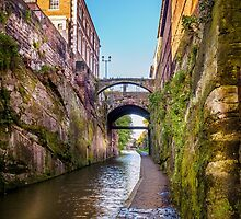 Chester Canal Towpath by mlphoto