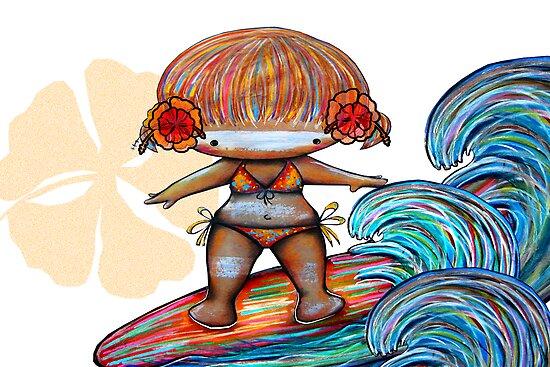 Malibu Missy by © Karin  Taylor