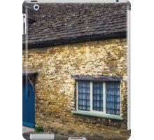 Lacock Cottage iPad Case/Skin