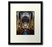St Cyriac Church Lacock Framed Print