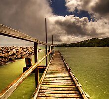 Boardwalk by Ken Wright