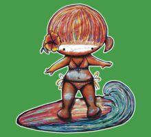 Malibu Missy TShirt One Piece - Short Sleeve