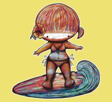 Malibu Missy TShirt Kids Clothes