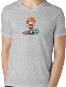 Malibu Missy TShirt Mens V-Neck T-Shirt