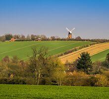 Wilton Windmill by mlphoto