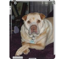Max, What a Gentleman iPad Case/Skin