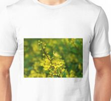 Yellow & Green Unisex T-Shirt
