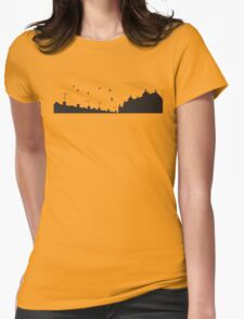Panorama Womens Fitted T-Shirt