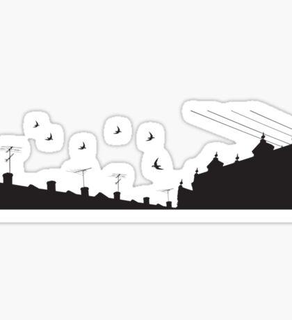 Panorama Sticker