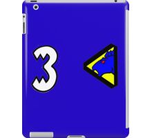 Dino Charge/Kyoryuger Blue iPad Case/Skin