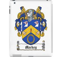 Mackey (Dublin) iPad Case/Skin