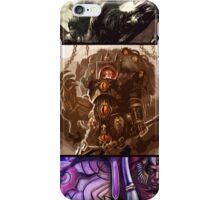 Chaos Primarchs iPhone Case/Skin