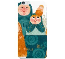 matryoshkas iPhone Case/Skin